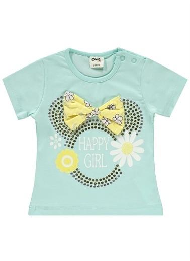 Civil Baby Civil Baby Kız Bebek Taytlı Takım 6-18 Ay Mint Yeşili Civil Baby Kız Bebek Taytlı Takım 6-18 Ay Mint Yeşili Renkli